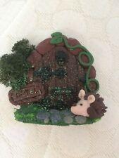 Fairy Door secret Garden Magical Ornament Pixie Elf Figurine Bedroom Ornament