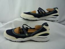 L.L. BEAN Mesh 260976 Mary Jane Breathable NON-MARKING Shoes Size 6 1/2 M