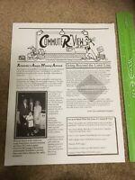 Disneyland Employee CommuteR View 1997 Rideshare Program Quarterly Magazine