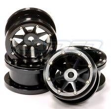 1/10 2.2 Aluminum beadlock Crawler wheels rims for Axial Wraith Yeti SCX10 RR10
