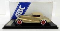 ABC 1/43 scale Resin - ABC150 Mercedes Benz 500K 1938 Eva Braun gold 38 of 500