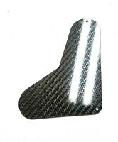 Custom CARBON FIBER Guitar Backplate Cavity Cover For Fits PRS SE Electronics