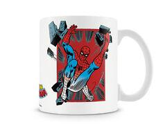 Spider-Man Spiderman Kaffee Becher Coffee Mug Tasse Marvel Classic Comics