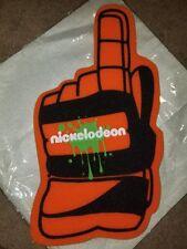 Nickelodeon hockey foam hand  winter classic 2018 orange green slime #1