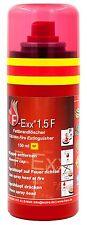 Fettbrand Feuerlöscher F-Exx 1.5 F für die Küche