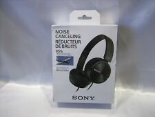 Authentic Sony Noise Canceling Headphones MDR-ZX110NC NEW IN BOX