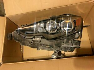 LEXUS IS350 IS250 ISF LEFT HEADLIGHT HID XENON LED DRIVER SIDE CLEAN 2014-17 LH