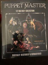 Puppet Master 12 Blu-Ray Collection Box Set