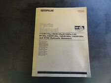 Caterpillar CAT 115 H115s 120 H120s H120Cs 130 H130s Hammers Parts Manual  2003