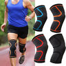 Compression Knee Sleeve Brace Support Sports Padded Arthritis Joint Pain Relief