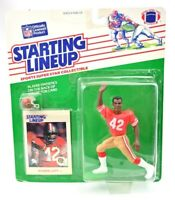 OPEN BOX | 1988 Ronnie Lott Starting Lineup NFL Kenner Rookie Figure With Card A
