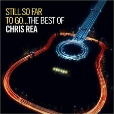 CHRIS REA STILL SO FAR TO GO Best of REMASTERED 2 CD NEW