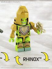 RHINOX Transformers Kre-o Micro-Changers Series 4 40 Kreon New Beast Wars