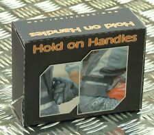 Motorcycle Pillion Hold On Handles - Pillion Pal Belt - Love Handles - T