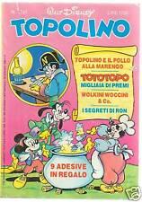 TOPOLINO n. 1731   (con adesivi)