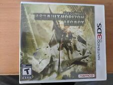 Ace Combat: Assault Horizon Legacy Nintendo 3DS BRAND NEW Sealed RARE 1st print