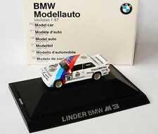1:87 BMW M3 E30 DTM 1989 Linder Nr.18 Heger Altfried - Dealer-Edition - herpa