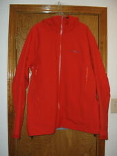 Men's Arc'teryx Stingray Gore-Tex Red Hooded Jacket XL