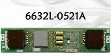Original LC420WU Backlight Inverter Board 6632L-0521A 6632L-0520A 0523A 0557A