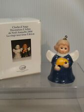 New Listing2004 Goebel Annual-Angel Bell-Christmas Ornament 29th Edition