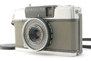 [EXC Olympus Pen EES-2 Half Flame 35mm Film Camera 30mm F/2.8 from JAPAN