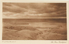 PHOTOGRAVURE SWEEPING VISTA OF THE RENO BATTLEFIELD, RODMAN WANAMAKER, 1913.