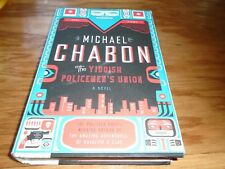 The Yiddish Policemen's Union Signed by Michael Chabon (2007, Hardcover 1st/1st)
