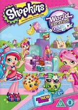 Shopkins: World Vacation [DVD][Region 2]