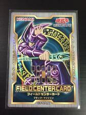 Japanese Yugioh Dark Magician Field Center Card 20th Anniversary
