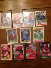 Pete Rose  1981 Donruss  (One Card)