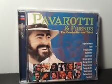 Pavarotti & Friends ‎– Pavarotti & Friends For Cambodia And Tibet (CD, 2000)