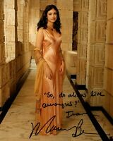 MORENA BACCARIN signed Autogramm 20x25cm FIREFLY In Person autograph SERENITY