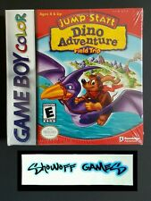 JumpStart Dino Adventure Field Trip (Nintendo Game Boy Color)BRAND NEW VERY RARE