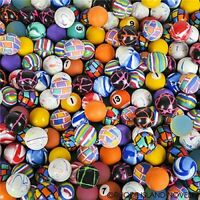 Assorted Super Bouncy Balls 250 Count 27mm