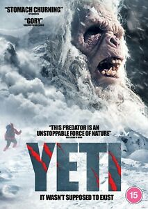 YETI (RELEASED 11th JANUARY) (DVD) (NEW)