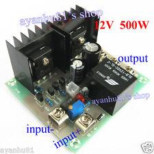 Inverter Driver Board Power Moudel Drive 500W Core Transformer DC12V To 220V