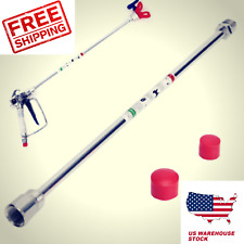 500mm Airless Paint Spray Gun Extension Pole Without Tip Guard for Graco Titan W
