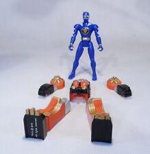 POWER RANGERS DINO THUNDER / BLUE ZORD ARMOUR POWER RANGER / BANDAI 2004