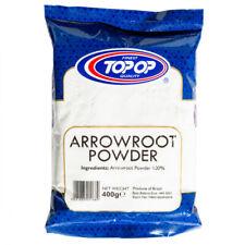 Arrowroot Powder 400g Gluten & Corn Starch substitute - Vegan - Free Shipping