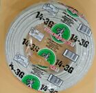 14/3 Romex 250' 14-3 AWG Gauge NM-B Indoor Copper Electrical Wire Roll Cable
