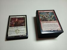Modern Burn Deck MTG NM Russian English and Foils Cards Magic The Gathering