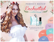 LeChat Perfect Match Enchanted Collection 6 pcs (Gel + Lacquer) (No Stand)