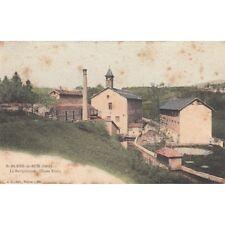 SAINT-BLAISE-DE-BUIS la ravignhouse usines Bruny éd voiron écrite 1915