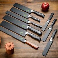 EVERPRIDE Chef Knife Guard Set (9-Piece Set) Universal Blade Edge Protectors