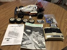 Vintage Futaba FX10 All Terrain R/C RC Off Road Buggy Racer With Transmitter