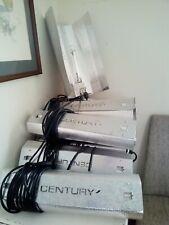 Grow Light Kit Hydroponics Century Bulb Reflector HPS 600W FREE POSTAGE