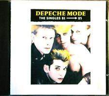 DEPECHE MODE 1985 The Singles 81 - 85 MUTE MUTEL1 Sweden 15tr CD