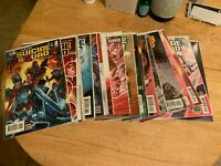 New Suicide Squad 1-22 Annual Extras Complete Set New 52 DC Comics Harley Quinn