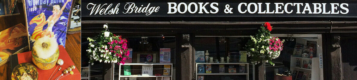 Welsh Bridge Books and Collectables