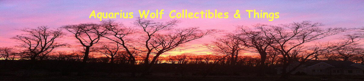 Aquarius Wolf Collectibles & Things